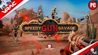 VRAC : Preview PC: Speedy Gun Savage, l'épopée du cowboy de l'espace bourré