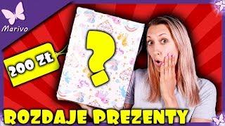 ROZDAJE PREZENTY ZA 200ZŁ! * Tajemnicza paczka #6 * KTO CHCE MYSTERY BOX? Barbie Lol Fanmail Poczta