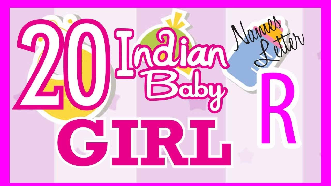 20 Indian Baby Girl Name Start With R Hindu Baby Girl Names Indian