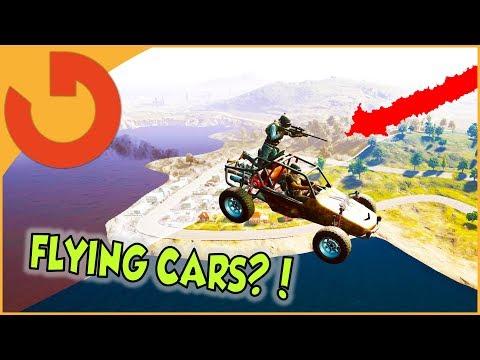 PUBG Hacker Compilation | FLYING ROCKET SHIP CARS, GODMODE, AIMBOT!