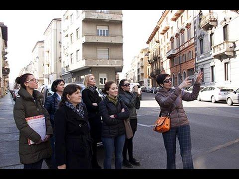 Познавательная прогулка по Турину