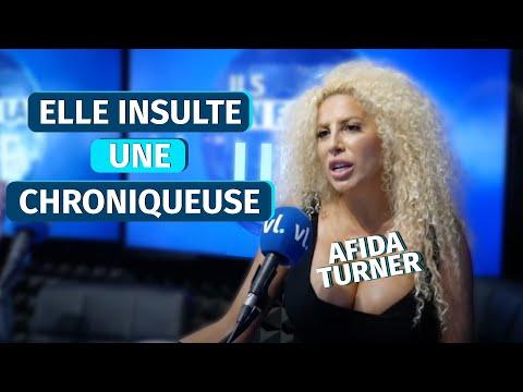 Afida Turner insulte