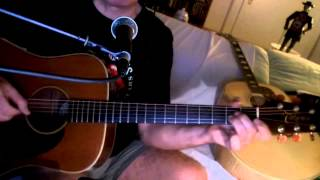 Lady Jane ~ The Rolling Stones ~ Acoustic Cover w/ Takamine EN-10