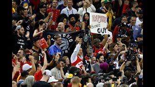 From Toronto to Oakland: How Raptors fans celebrated taking a 3-1 series lead