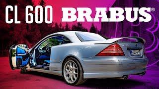 Deshalb solltest du dir keinen CL 600 kaufen!   RB Engineering   C215 CL 600 BRABUS