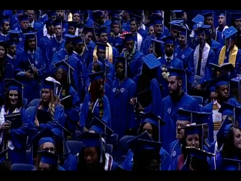 Indiana State University Spring 2017 Commencement (3:00 PM)