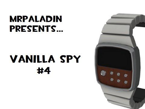Vanilla Spy #4 (MrPaladin)