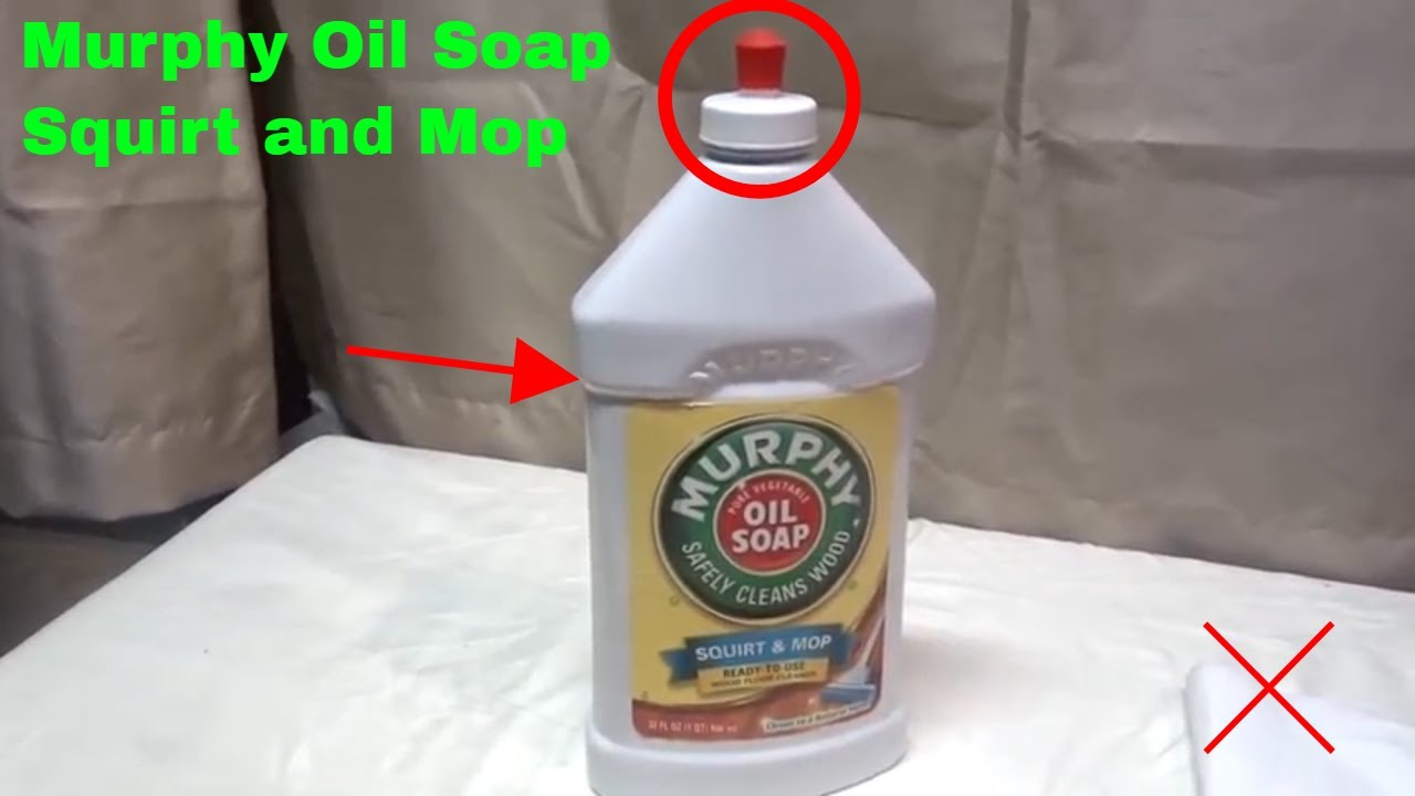 How To Use Murphy Oil Soap Squirt And Mop Review Youtube