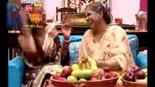 Rakhi Ka Swayamvar Episode 14 Rakhi and Luv's mother