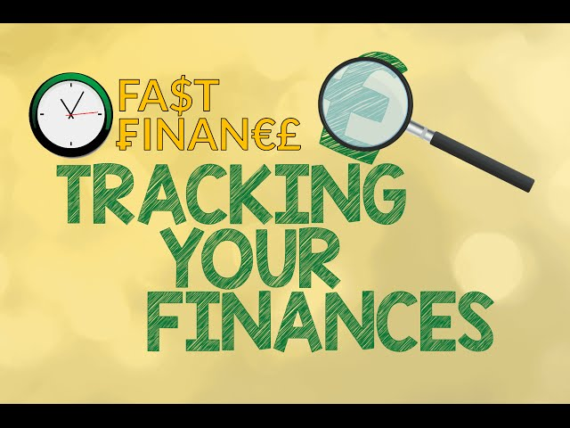 Basic Guide to Personal Finance - Part 2 - Keeping Track; Logging, Categorising, Reporting