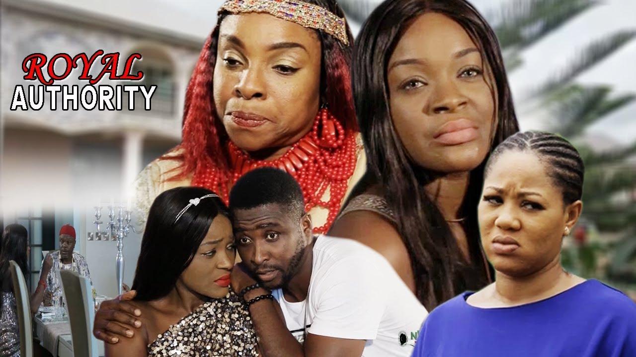 Download Royal Authority 1&2 -  Chacha Eke & Liz Benson Latest 2017 Nigerian Movie /African Movie Full HD
