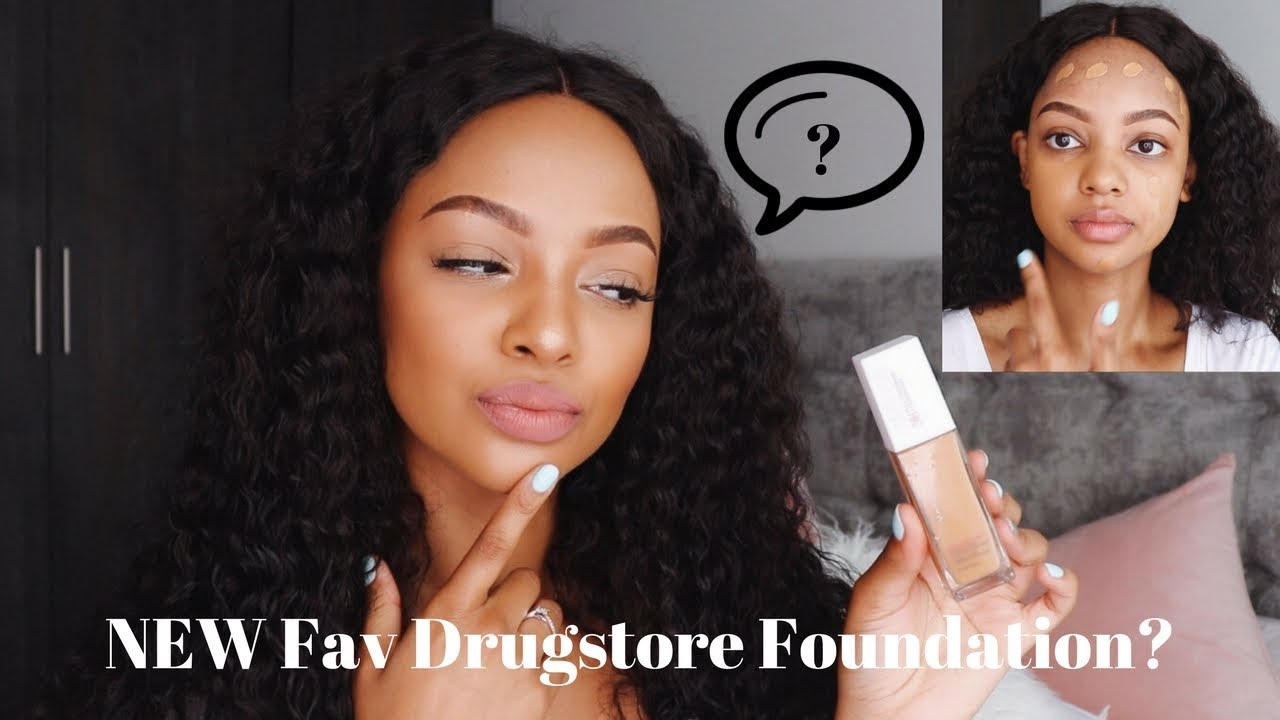 Maybelline Super Stay 24H Full Coverage Foundation REVIEW | MIHLALI N