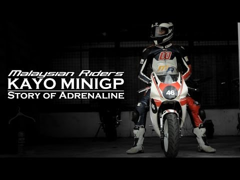 KAYO MiniGP: A Story of Adrenaline -- Ep.2