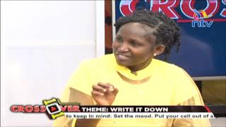 CrossOver 101: Importance of writing one's vision down