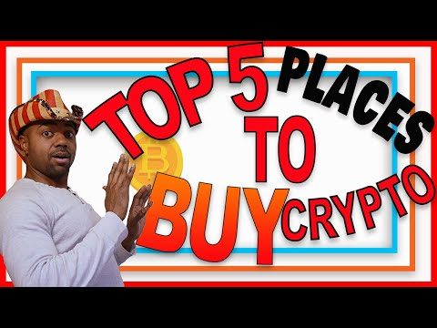 Best Place To Buy Cryptocurrency - Top 5 Cryptocurrency Exchanges - Best 5 Crypto Platforms - XRP