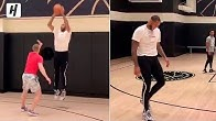 Carmelo Anthony Last Workout Before His NBA COMEBACK with Trail Blazers!