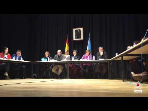 Intervención de David Santomil no Debate sobre o estado do Concello de Ames