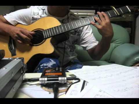 (cover)mayfly's tune(かげろふのうた) by Ichiro Takeuchi