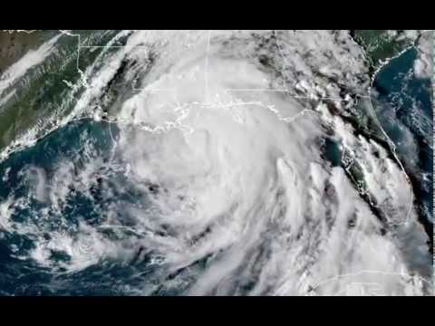 Hurricane Nate Rapidly Approaches US Gulf Coast