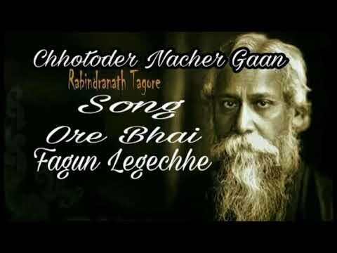 Ore Bhai Fagun Legechhe | ওরে ভাই ফাগুন লেগেছে | Latest Rabindra Sangeet | Chorus | Krishna Music