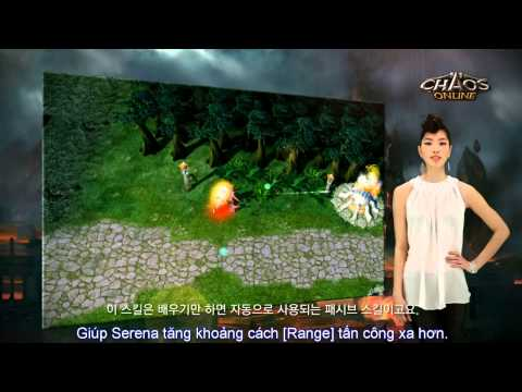 cách hack game heroes of order and chaos - Chaos Online - Hero Serena - Hướng Dẫn Hero (MOBA)