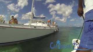 Isla Saona Catamaran Ride | Punta Cana Tours