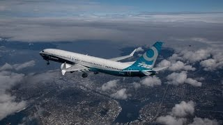 Boeing's 737 MAX-9 debut flight