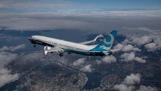 Boeing's 737 MAX-9 debut flight