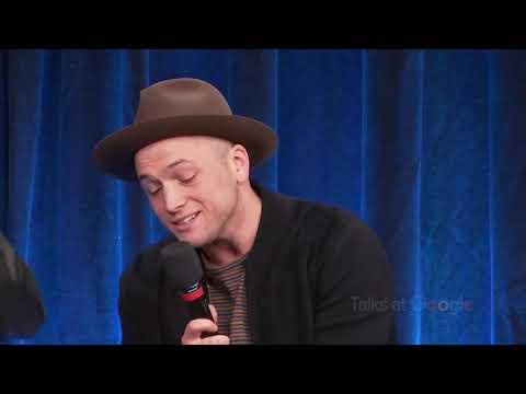 Taron Egerton Singing (2018 clips)