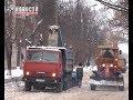 Новочебоксарские дорожники справились с прошедшим снегопадом