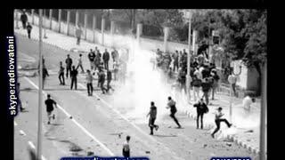 أحداث 5 أكتوبر قي الجزائر 1988- Les événements du 5 Octobre