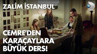 Cemre'den, Karaçaylara büyük ders! Zalim İstanbul 2. Bölüm