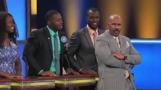 craziest moments on family feud