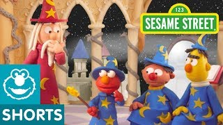 Sesame Street: Wizard School with Elmo | Bert and Ernie's Great Adventures