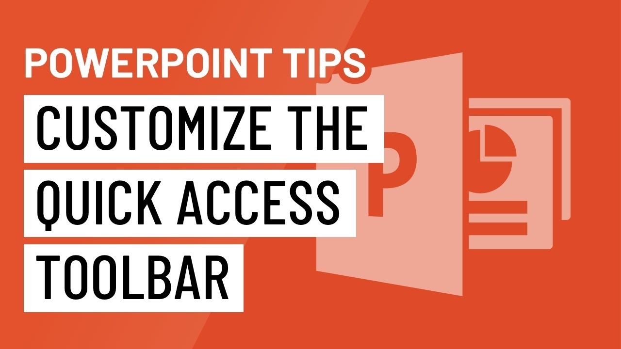PowerPoint Quick Tip: Customize The Quick Access Toolbar