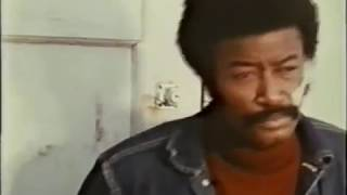 Blaxploitation Clip: Speeding Up Time (1971,  Pamela Donegan, Winston Thrash, David T. Walker)