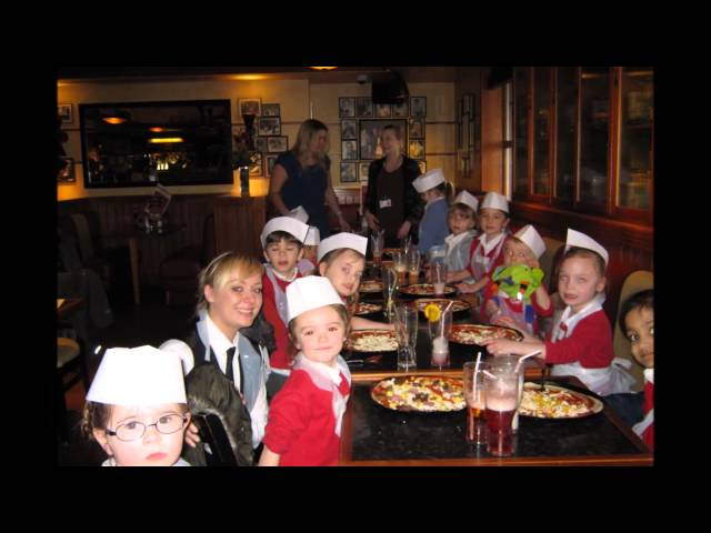 Year One Go For Pizza!