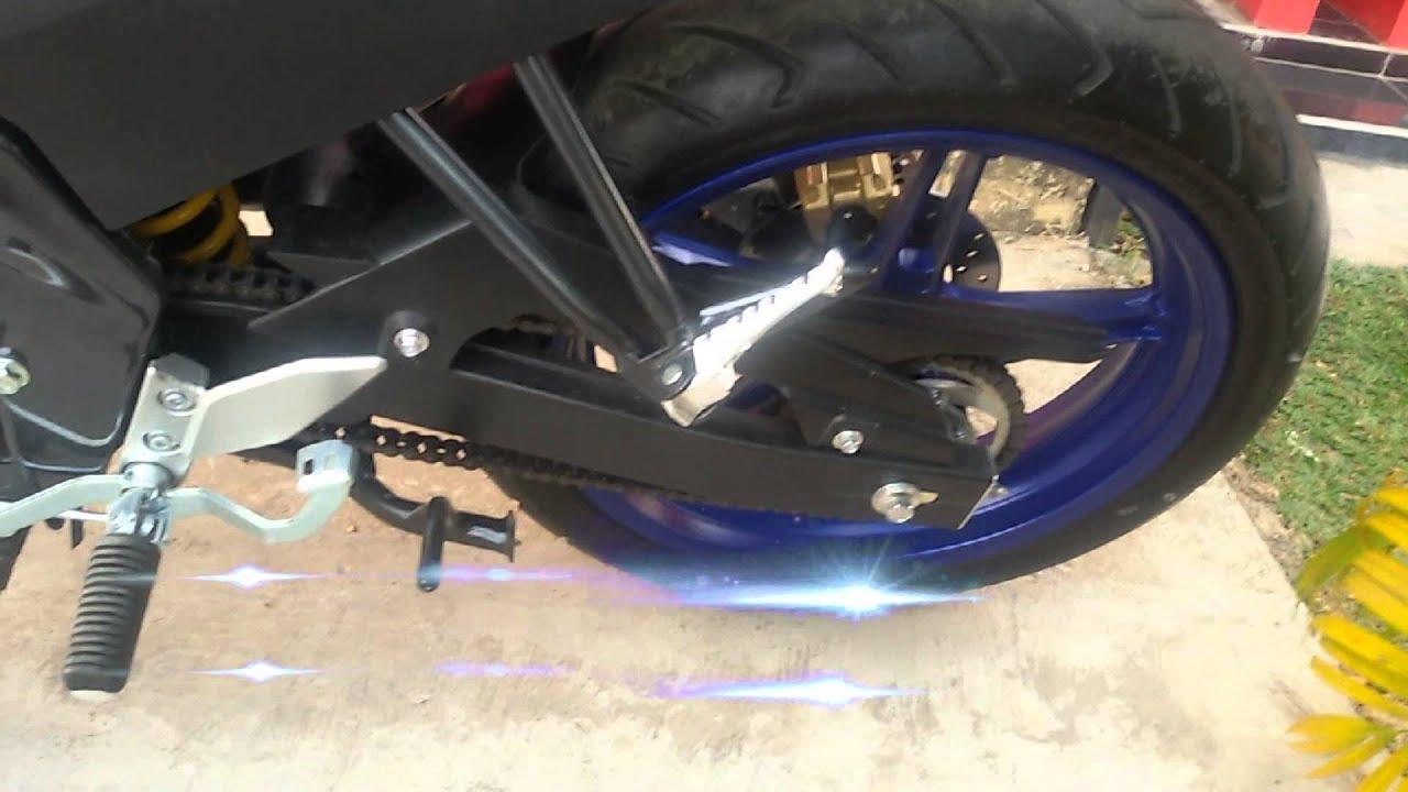 Yamaha new vixion advance movistar 2015