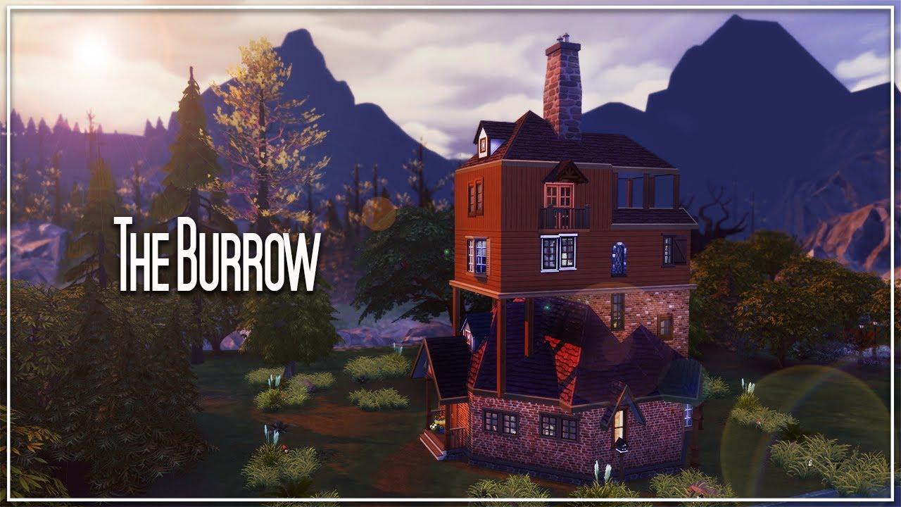 Burrow harry potter