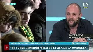 Suspendieron la búsqueda de Emiliano Sala - PM