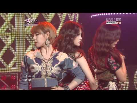(120504)(HD) 4minute - Volume up