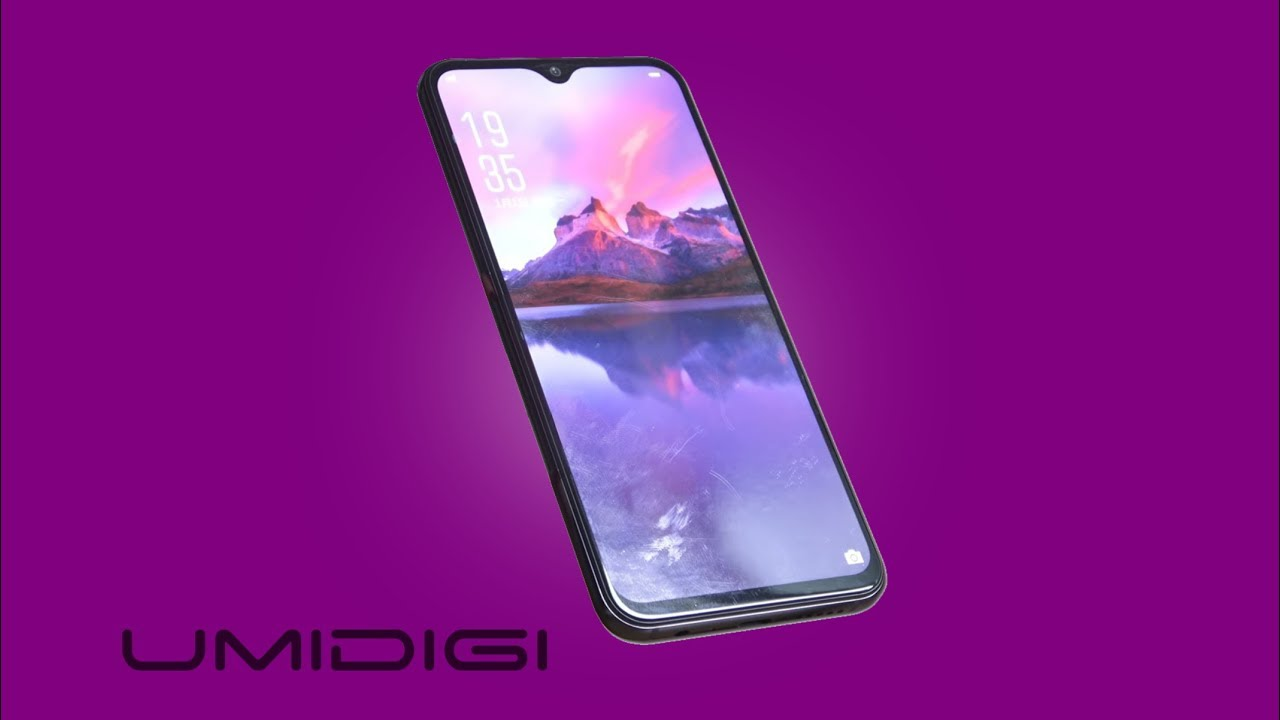 UMiDIGI S3 Pro |Detailed Specification - YouTube