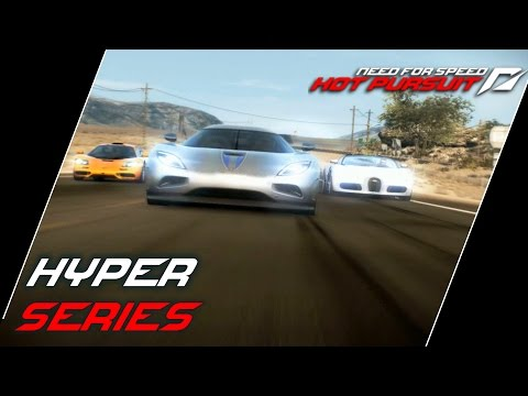 Need for Speed: Hot Pursuit (2010) - Hyper Series Races & Credits (PC)
