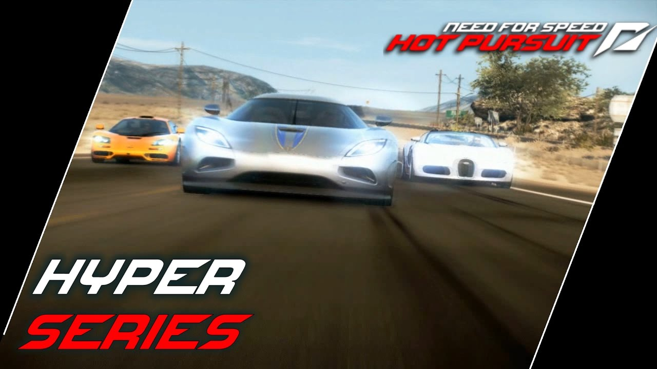 Need For Speed Hot Pursuit 2010 Hyper Series Races Credits