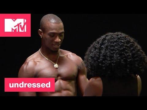 'Undressing A Stranger Is Awkward' Official Sneak Peek | Undressed | MTV