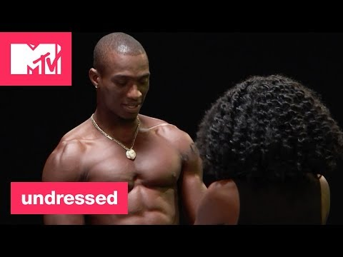 'Undressing A Stranger Is Awkward' Official Sneak Peek | Undressed | MTV