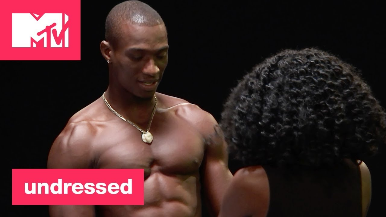 Undressing A Stranger Is Awkward Official Sneak Peek Undressed - Awkward video shows strangers undressing eachother
