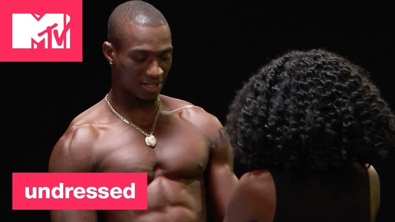 Undressing A Stranger Is Awkward Official Sneak Peek Undressed - Awkward video shows strangers undressing eachother