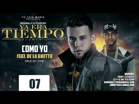 Messiah - Como Yo ft. De La Ghetto [Official Audio]
