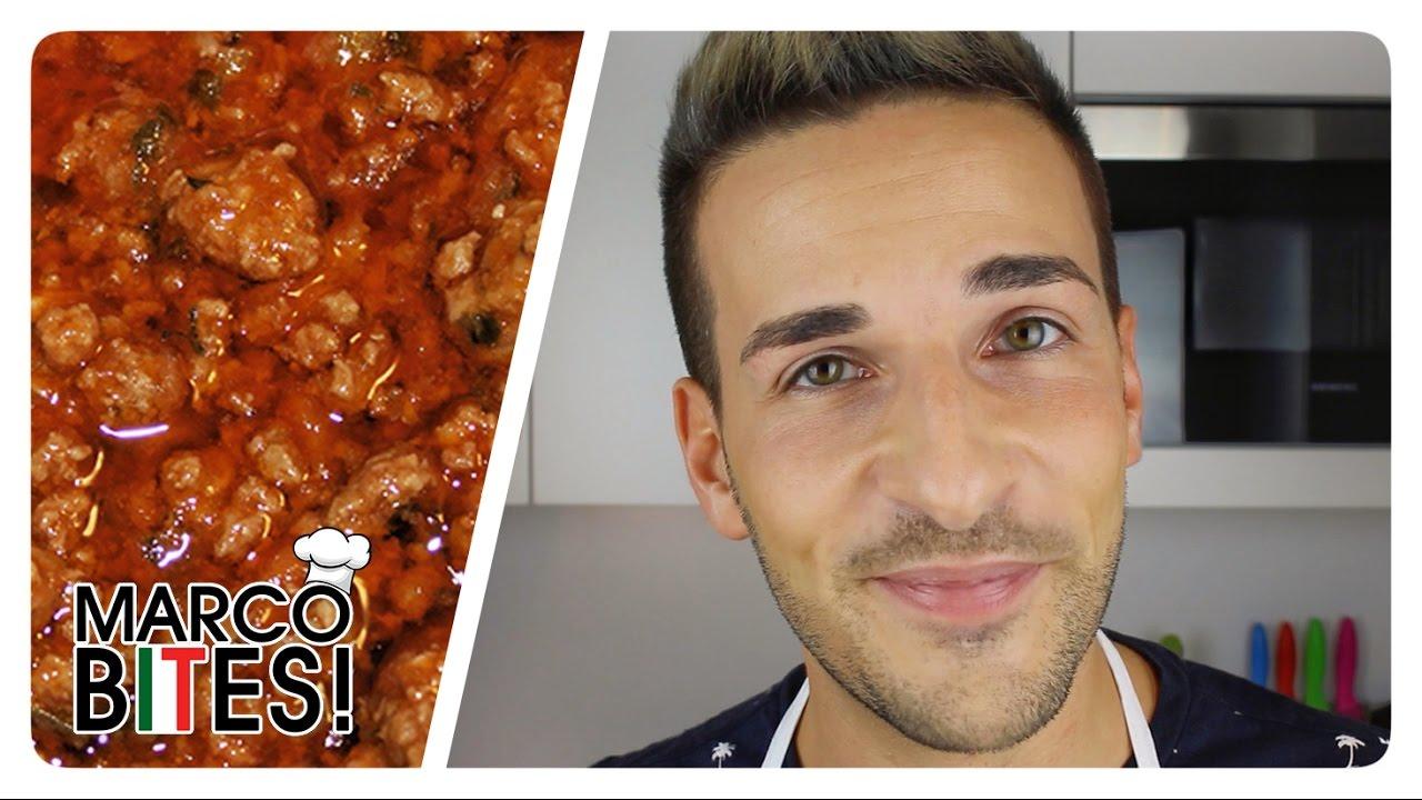 Download Bolognese Sauce (Ragu) Recipe ● MARCO BITES!